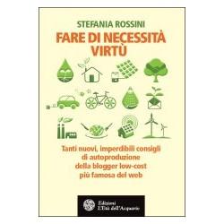 Libro Fare di necessità virtù di Stefania Rossini