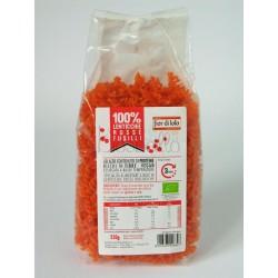 Fusilli di lenticchie rosse...