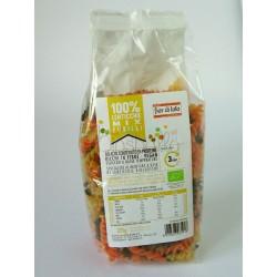 Fusilli di lenticchie mix bio 225g