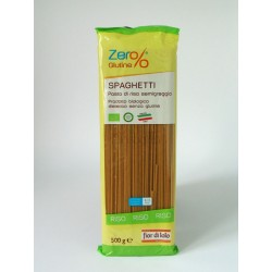 Spaghetti di riso integrale...