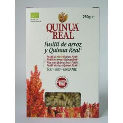 Quinua Real Fusilli di riso e quinoa 250g