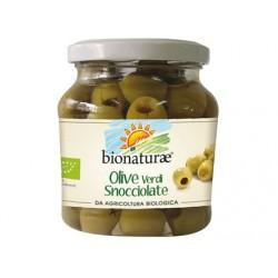 Olive Verdi snocciolate 300g