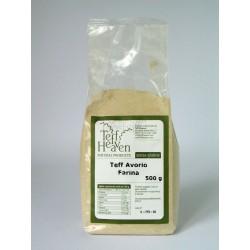 Farina di Teff senza glutine 500g