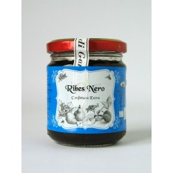 Confettura di Ribes Nero 250g