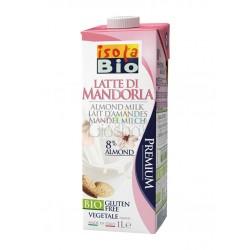 Latte di mandorla con agave 1l