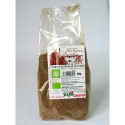 Farina di semi di lino 250g