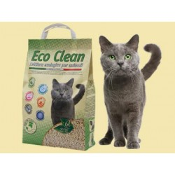Lettiera ecologica Eco Clean 6l