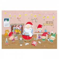 Calendario dell'Avvento - Laboratorio di Babbo Natale