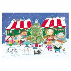 Calendario dell'Avvento - Marcatino di Natale