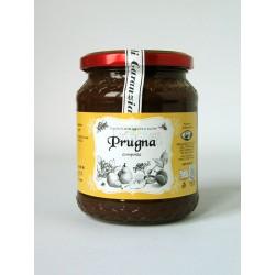 Composta di Prugne senza zucchero 380g
