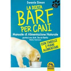 Libro La dieta BARF per cani