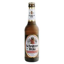 Birra Schnitzer Bräu senza glutine al malto di miglio 33cl