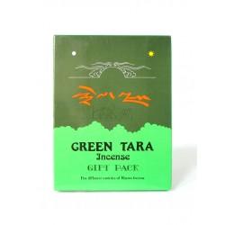Incenso Green Tara pacchetto regalo