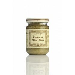 Crema olive verdi 130g