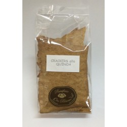 Crackers di Quinoa 200g