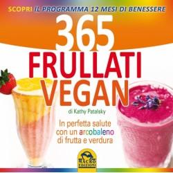 Libro 365 frullati vegan