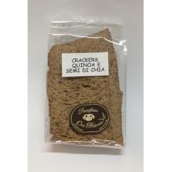 Crackers di Quinoa con semi...