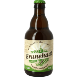 Birra Brunehaut Blonde...