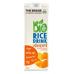 Bevanda di riso e mandorla 1lt