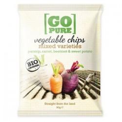 Chips di verdure 90g