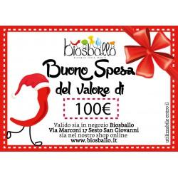 Buono Spesa 100€