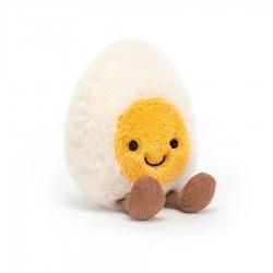 Peluche morbido Uovo Sodo 14cm