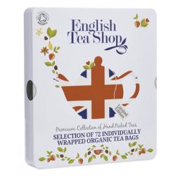 72 miscele di tè ed infusi Bio