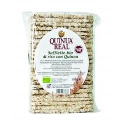 Soffiette riso e quinoa 130g