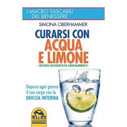 Libro Curarsi con Acqua e Limone di Simona Oberhammer
