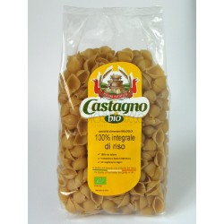Conchiglie di riso integrale 500g